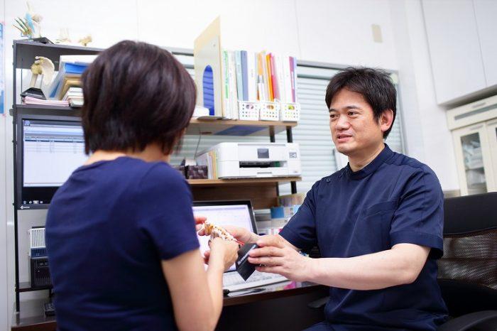 問診と治療方針の決定