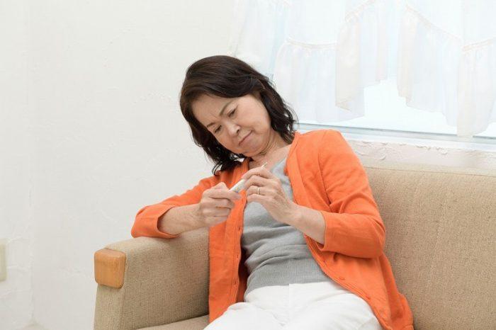 関節リウマチの初期症状